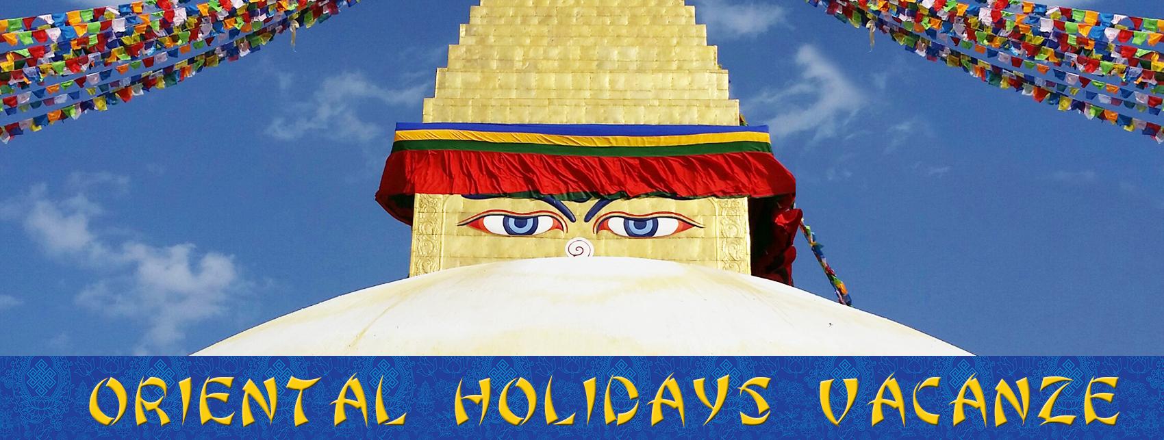 Oriental Holidays Vacanza
